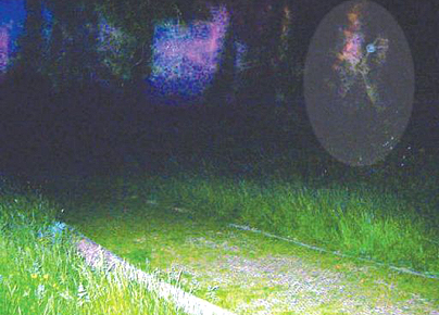 English Civil War ghost captured on film by paranormal enthusiasts %categort