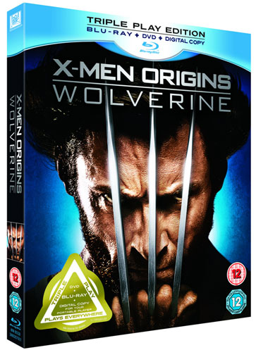 X Men Origins: Wolverine %categort
