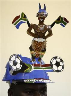 South Africas World Cup witch doctor %categort