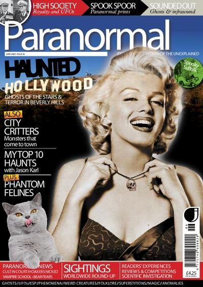 Welcome To Paranormal Magazine %categort